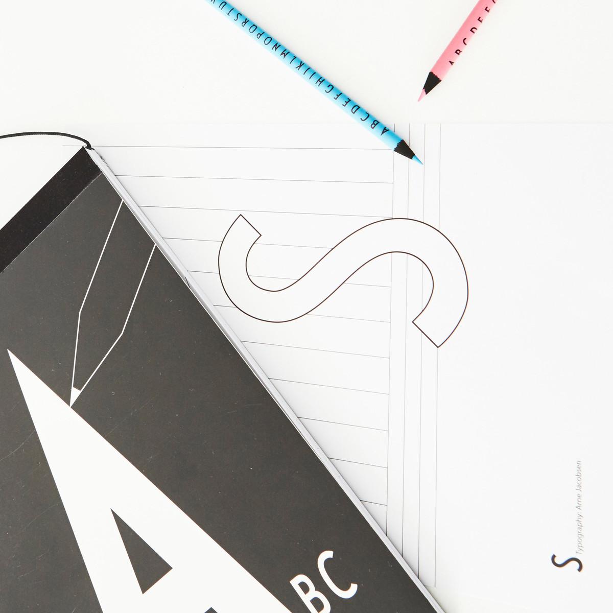 ABC Malbuch von Design Letters im Shop kaufen