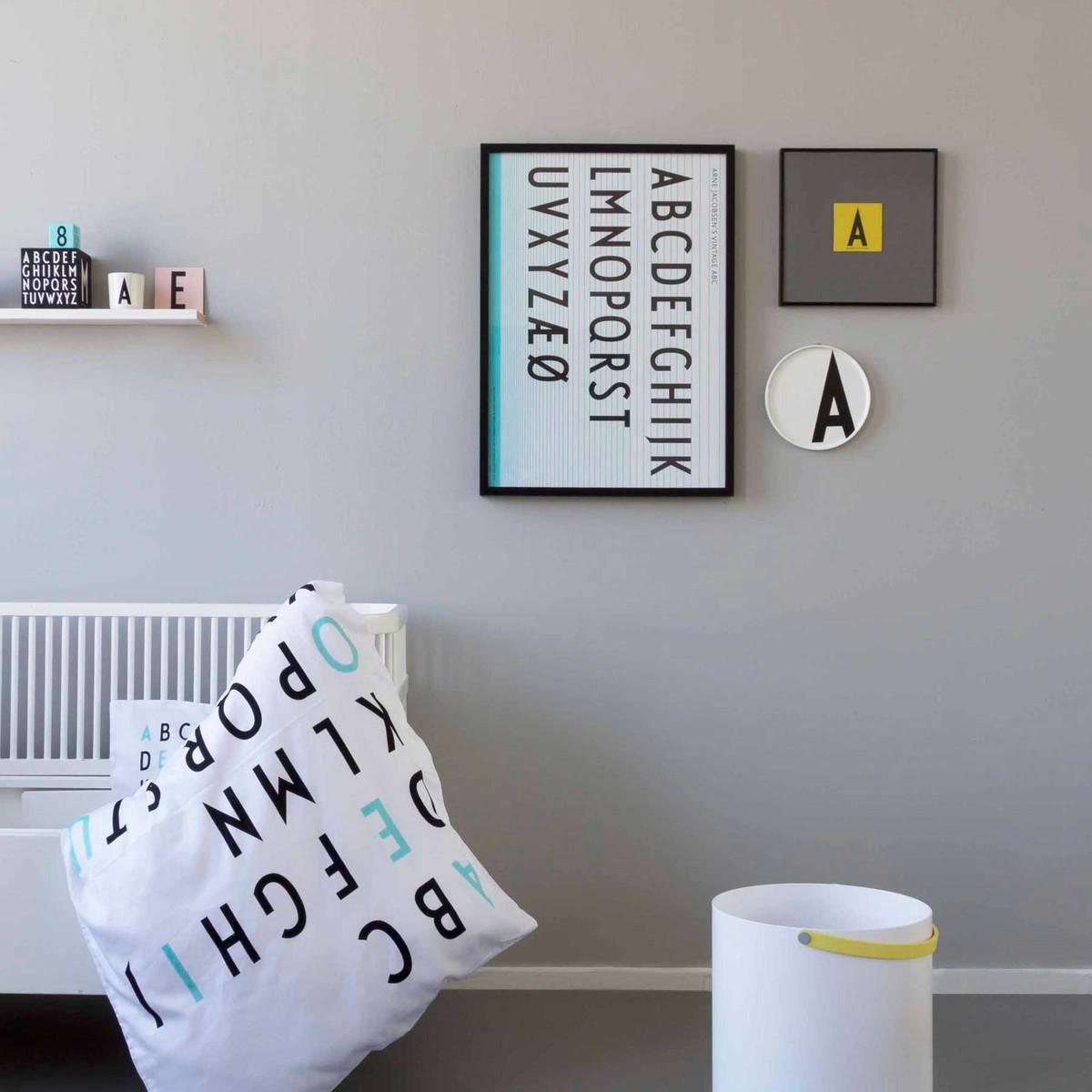ABC Poster von Design Letters jetzt im Shop