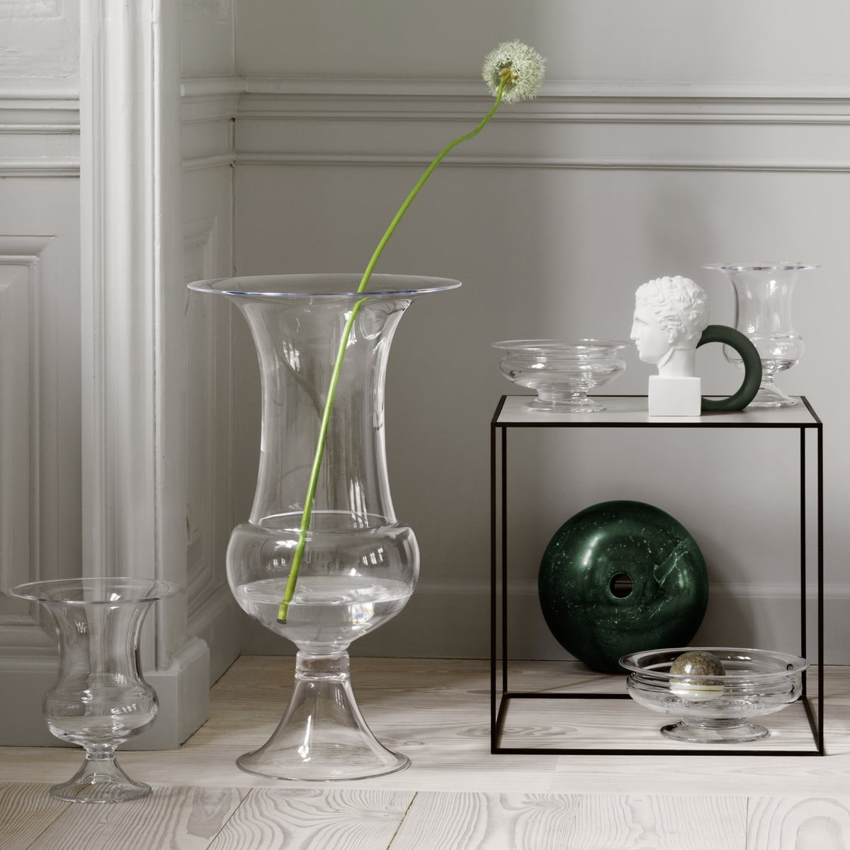 bodenvase von holmegaard im shop. Black Bedroom Furniture Sets. Home Design Ideas