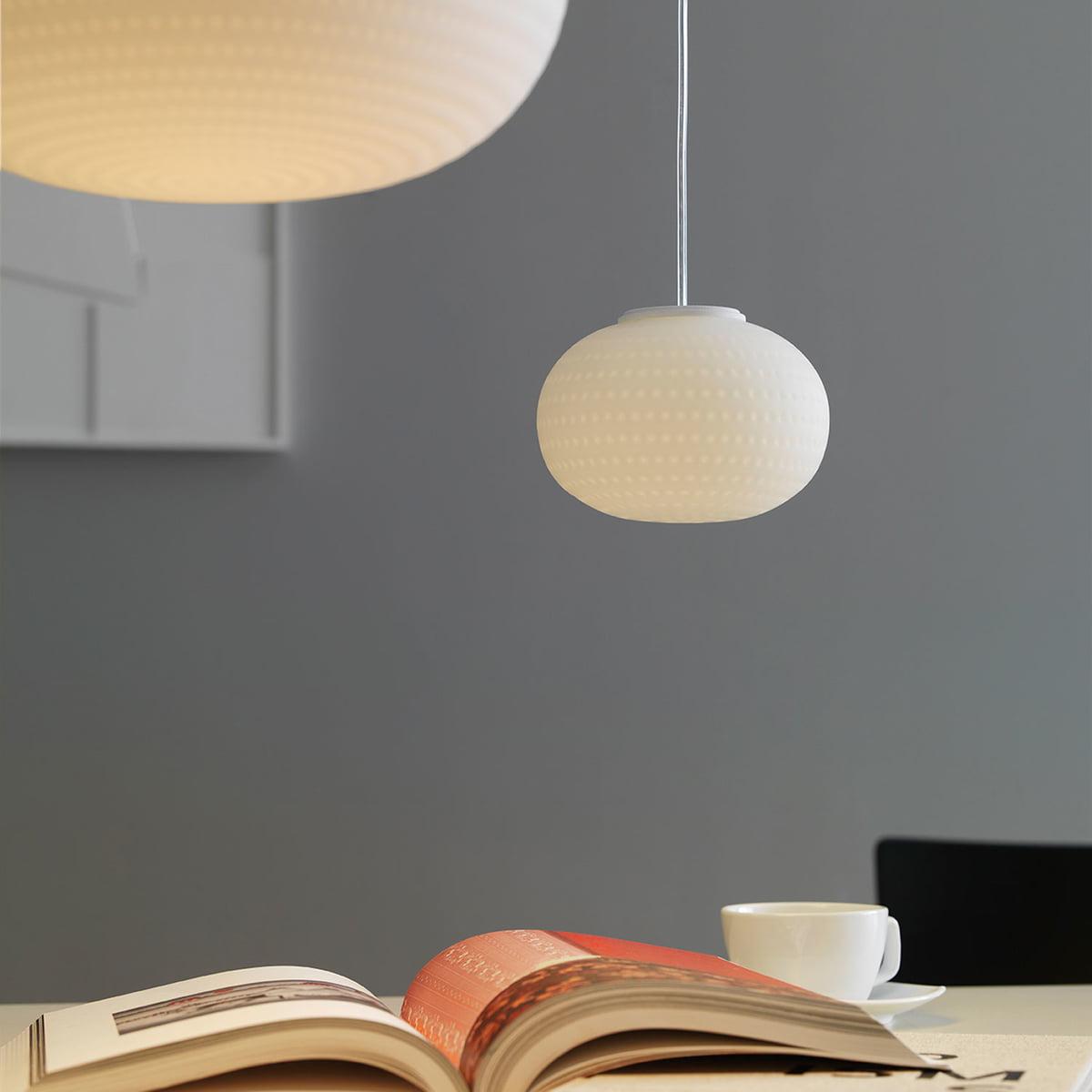 bianca pendelleuchte von fontanaarte im shop. Black Bedroom Furniture Sets. Home Design Ideas