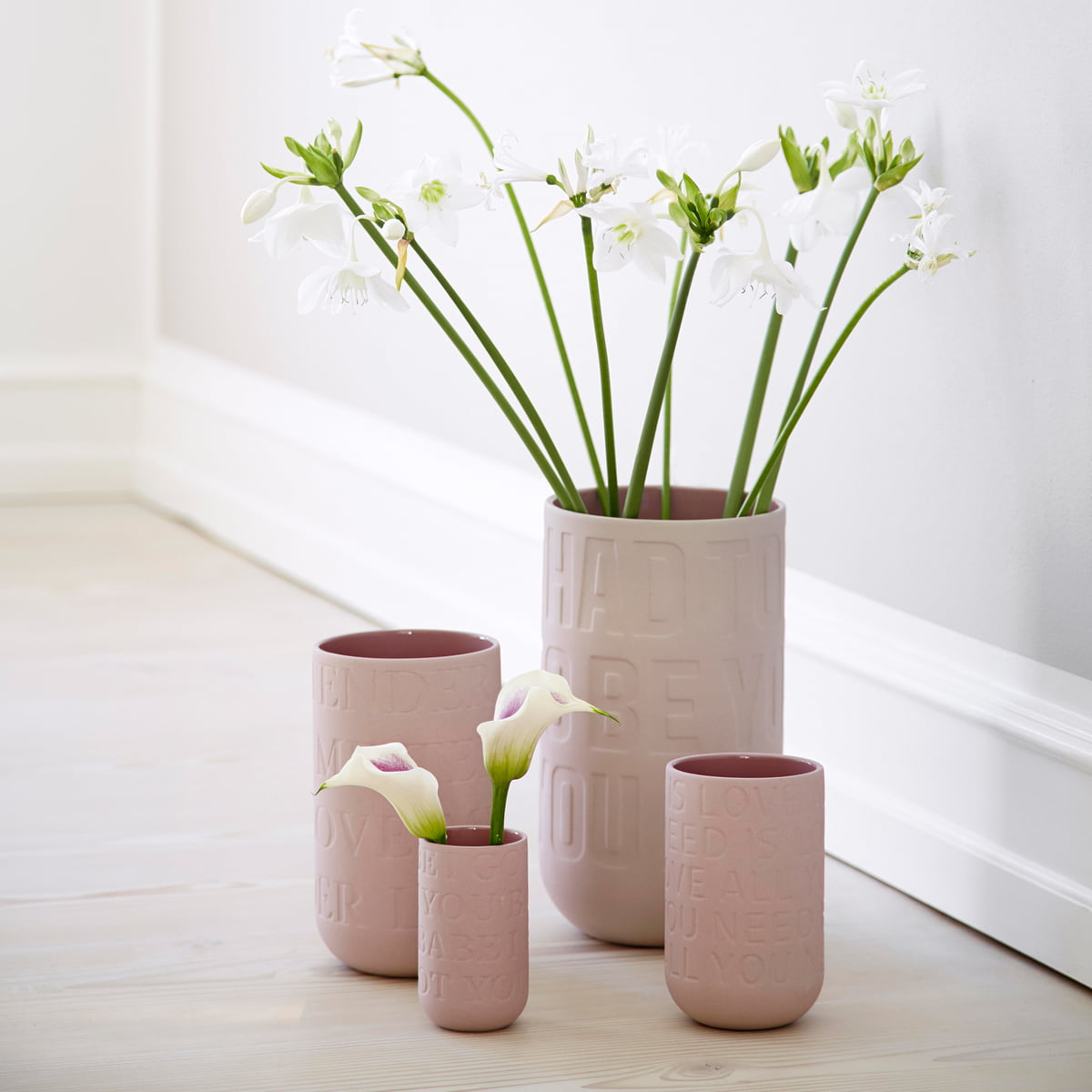 Love song vase h 12 5 cm von k hler for Love in design