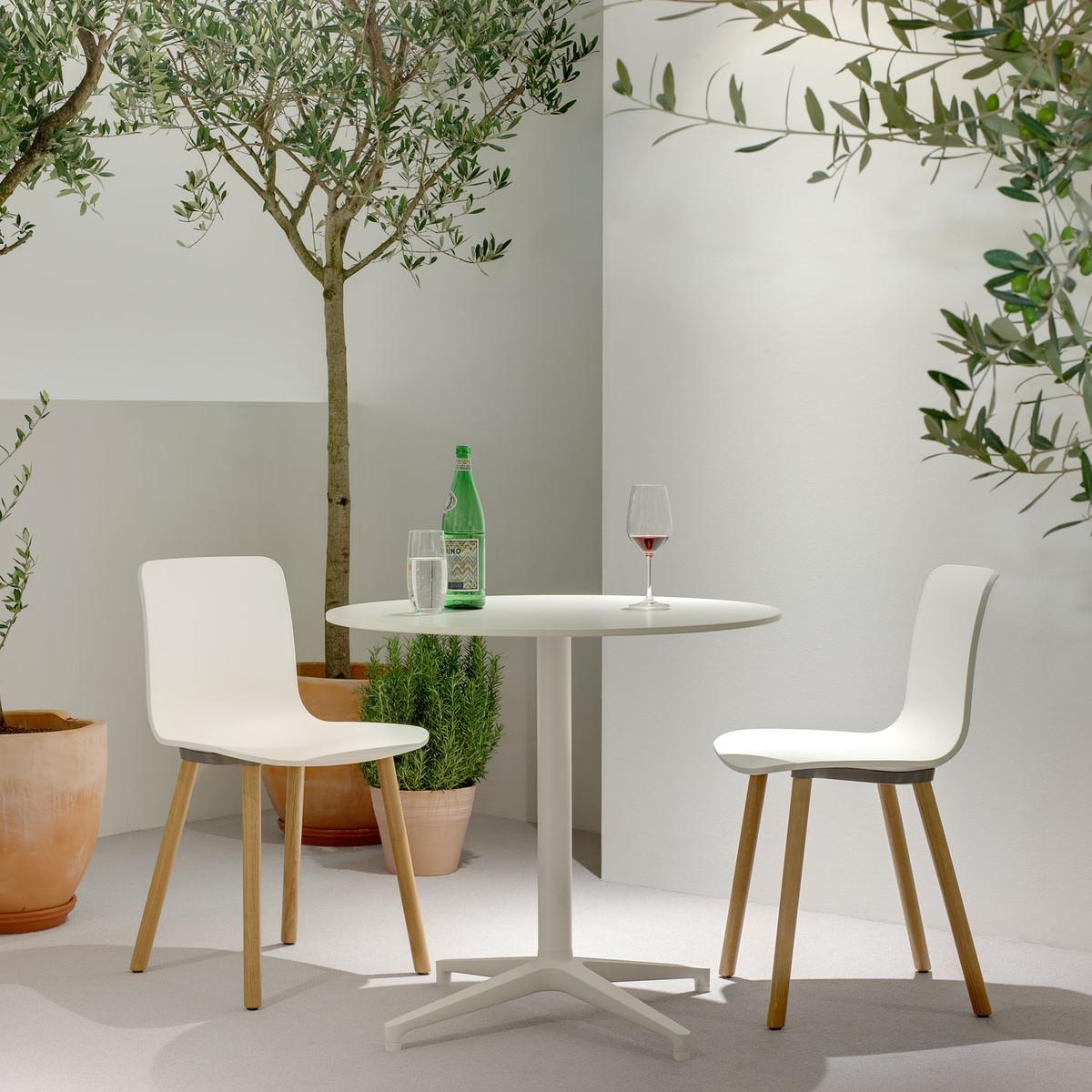 Hal wood stuhl von vitra connox shop for Jugendzimmer stuhl