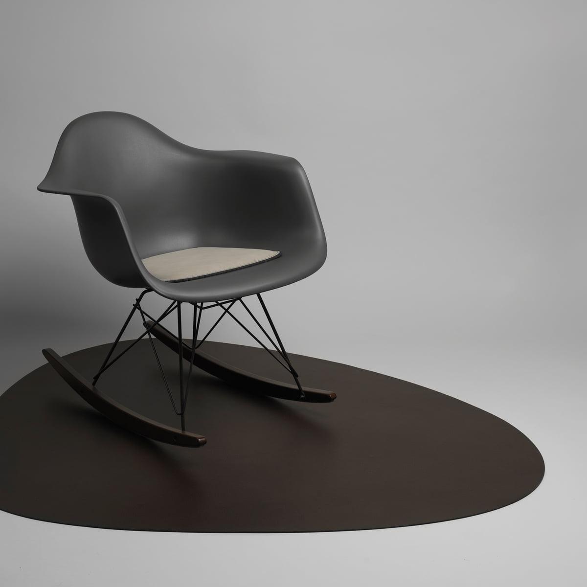 bodenmatte aus leder von linddna im shop. Black Bedroom Furniture Sets. Home Design Ideas