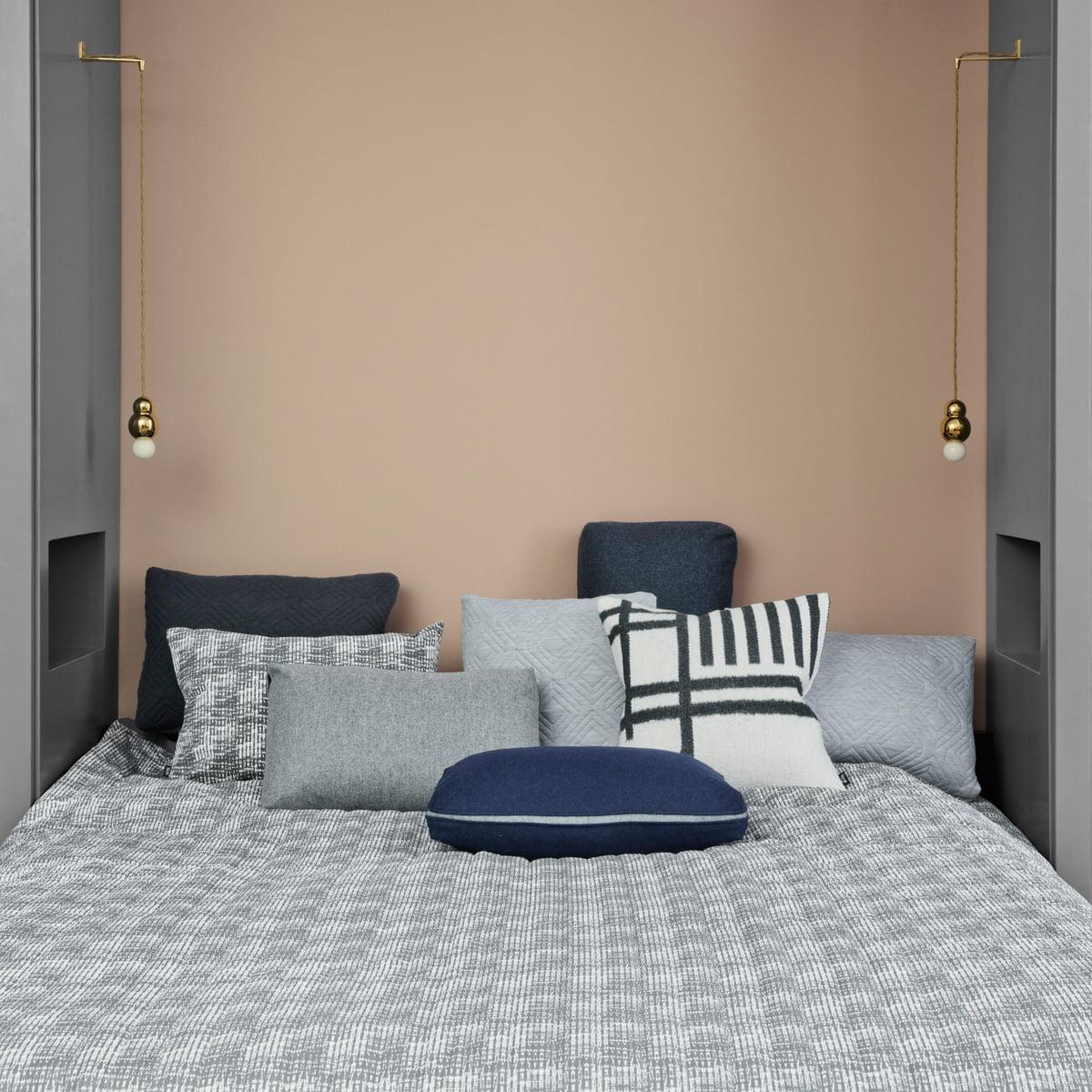 ferm living quilt kissen im shop kaufen. Black Bedroom Furniture Sets. Home Design Ideas