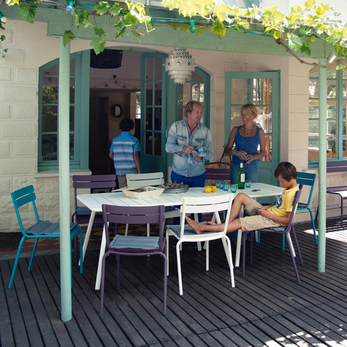Luxembourg Gartenstuhl von Fermob | Connox