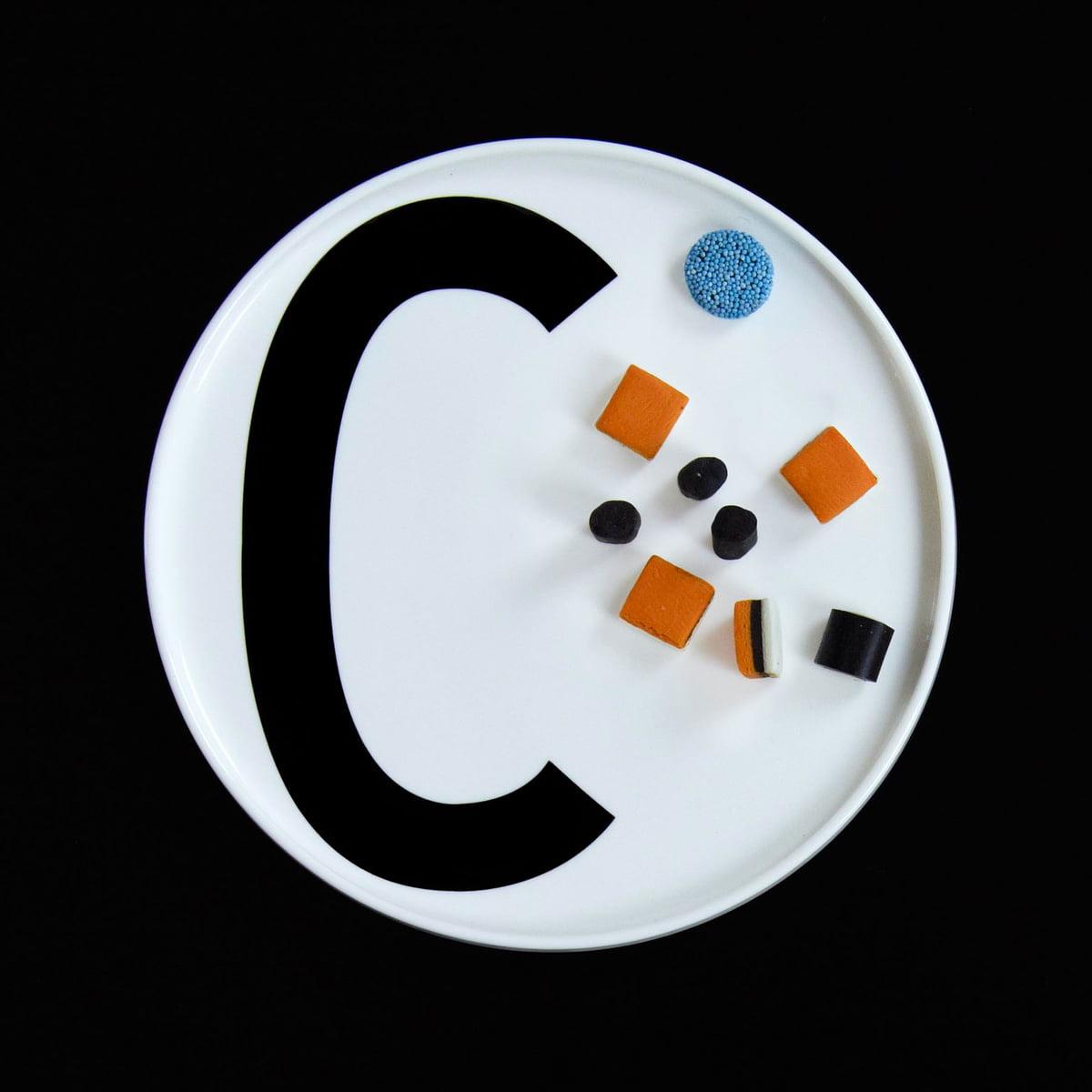 Design Teller buchstaben teller design letters im shop