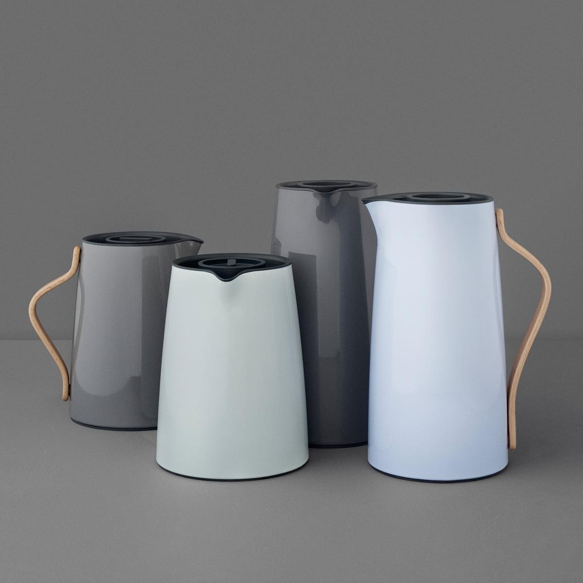 Thermoskanne Design   Emma Tee Isolierkanne Von Stelton Connox