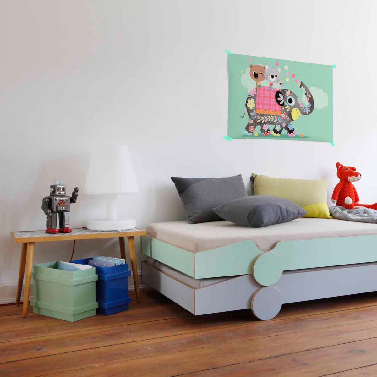 Kinderbett designklassiker  Speedoletto von De Breuyn im Shop