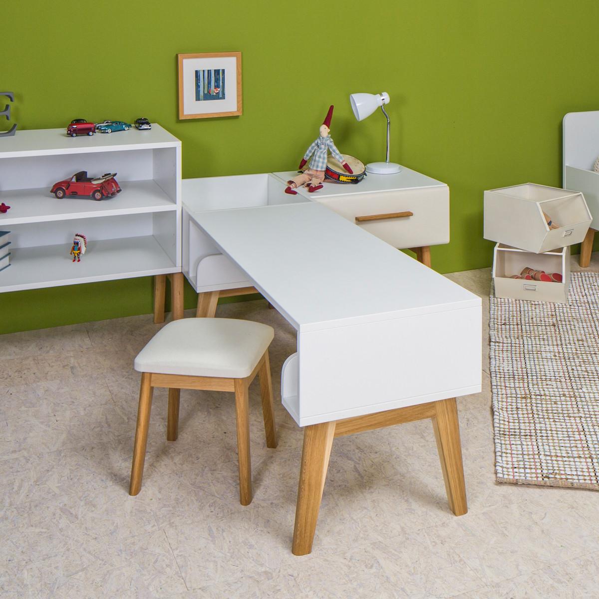 nachttisch von de breuyn. Black Bedroom Furniture Sets. Home Design Ideas