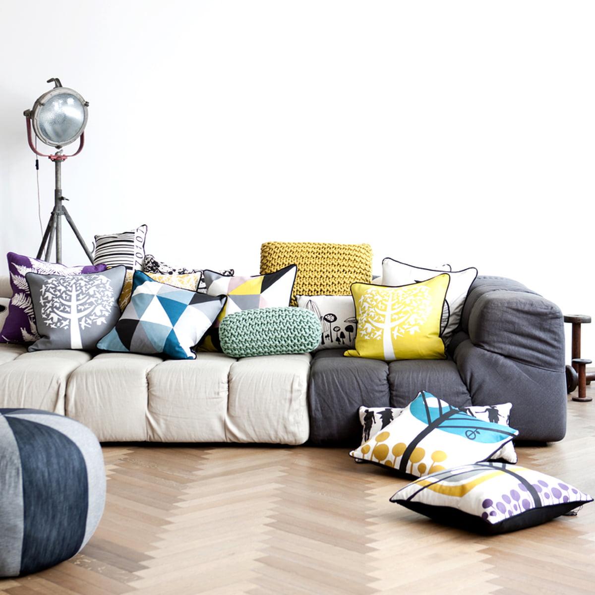 remix kissen von ferm living im shop. Black Bedroom Furniture Sets. Home Design Ideas
