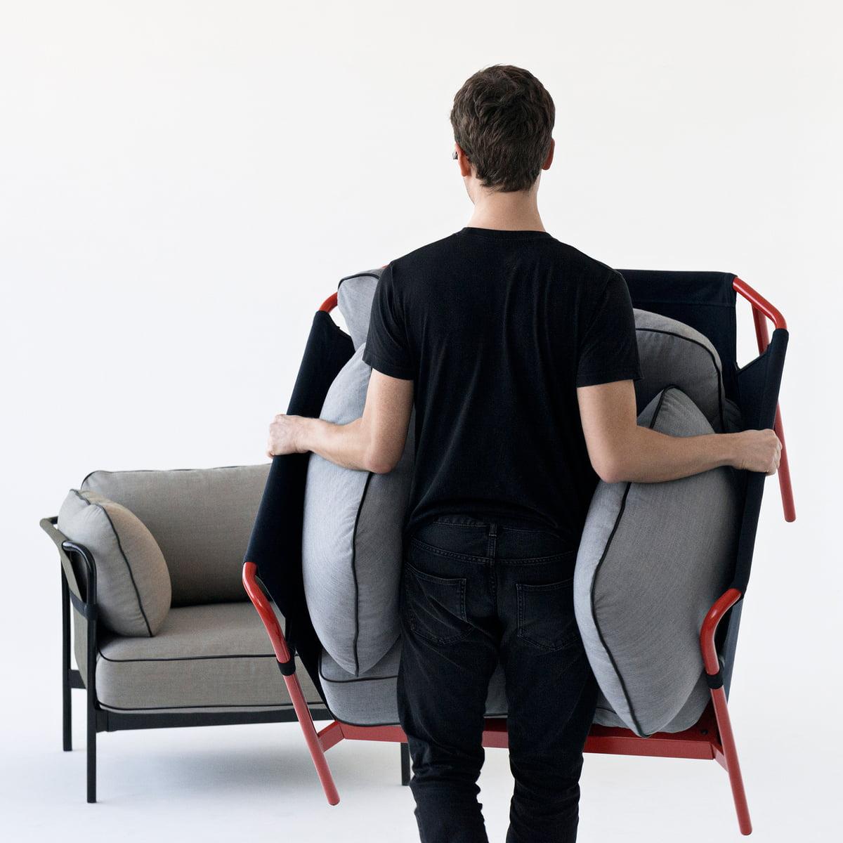 Can Sessel Von Hay Im Wohndesign Shop