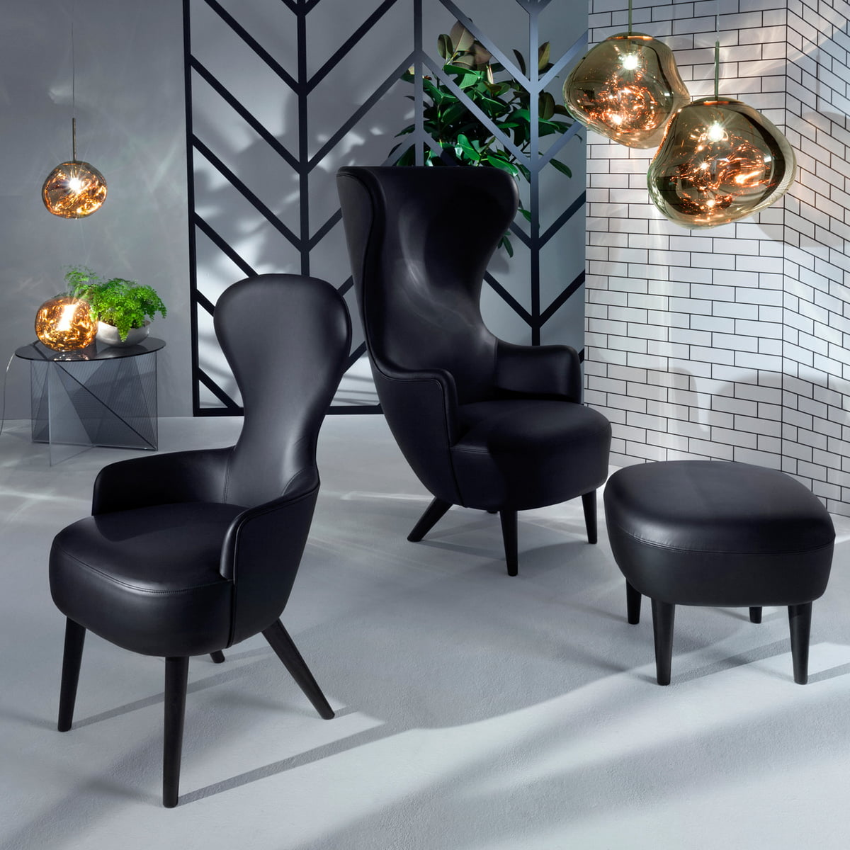 melt pendelleuchte von tom dixon im shop. Black Bedroom Furniture Sets. Home Design Ideas