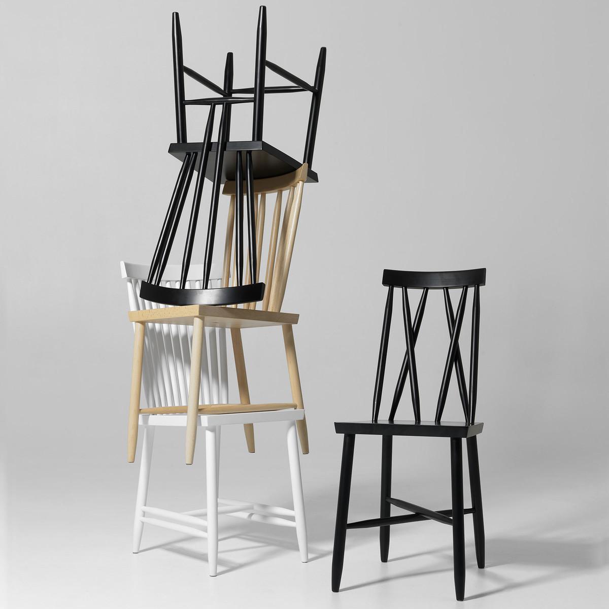 Design Stockholm Chair No2Schwarz House Family 2W9IEDH
