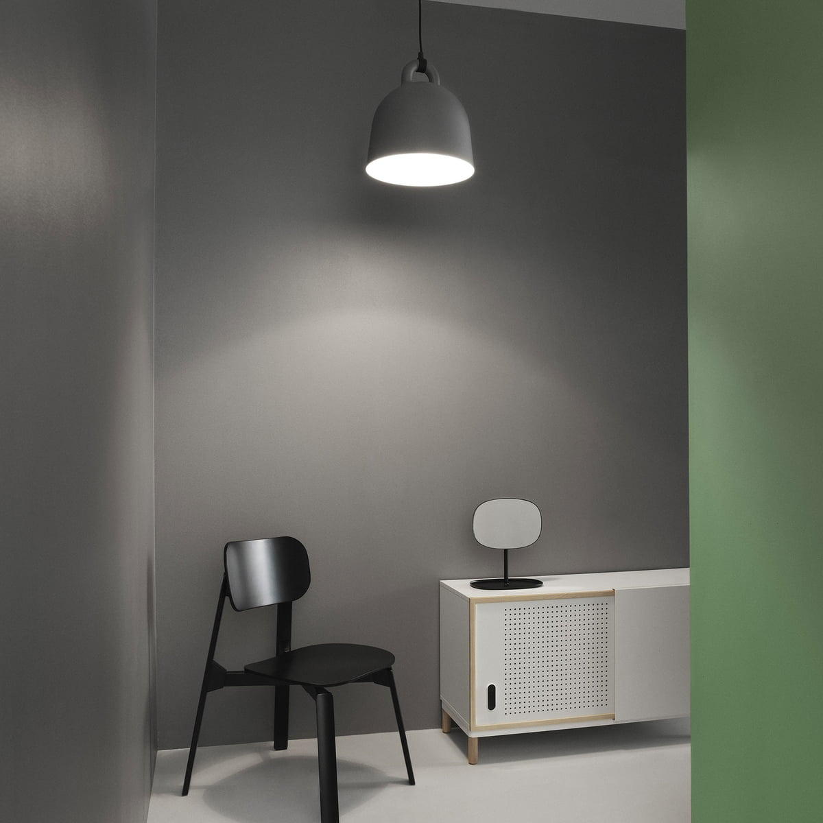 flip spiegel von normann copenhagen connox. Black Bedroom Furniture Sets. Home Design Ideas