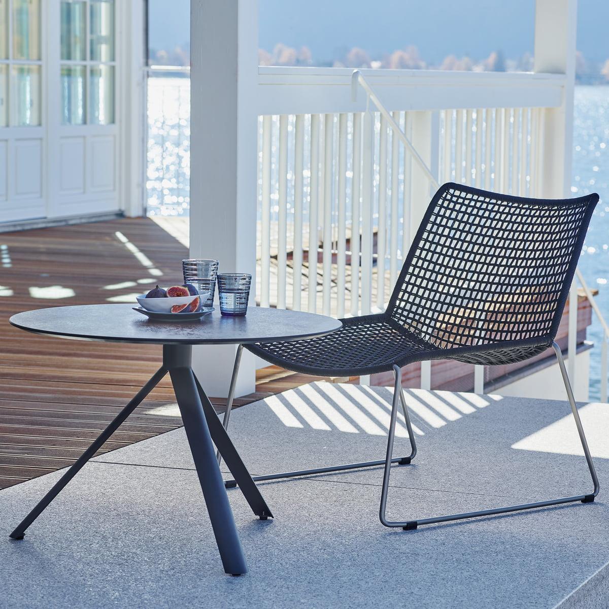 Slope Lounge Sessel Von Weishäupl Connox