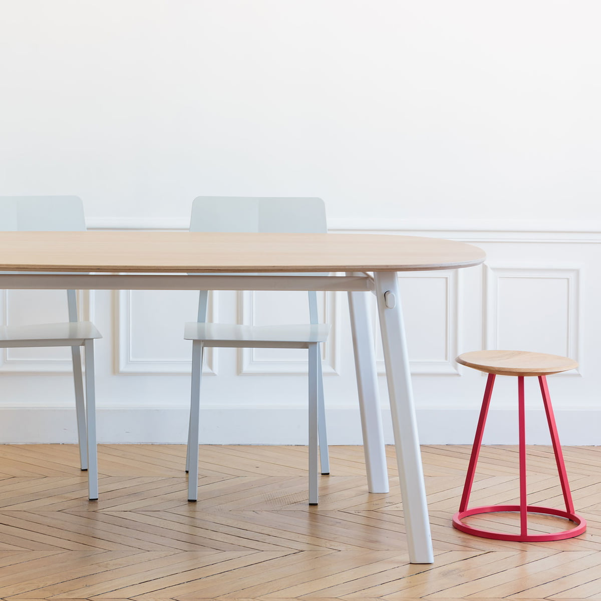 petit gustave hocker von hart connox. Black Bedroom Furniture Sets. Home Design Ideas