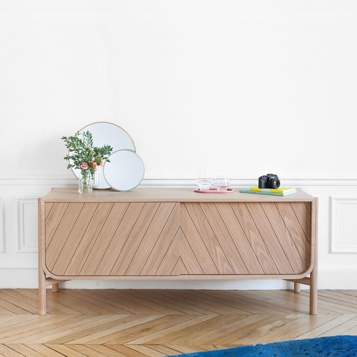marius sideboard von hart im shop kaufen. Black Bedroom Furniture Sets. Home Design Ideas