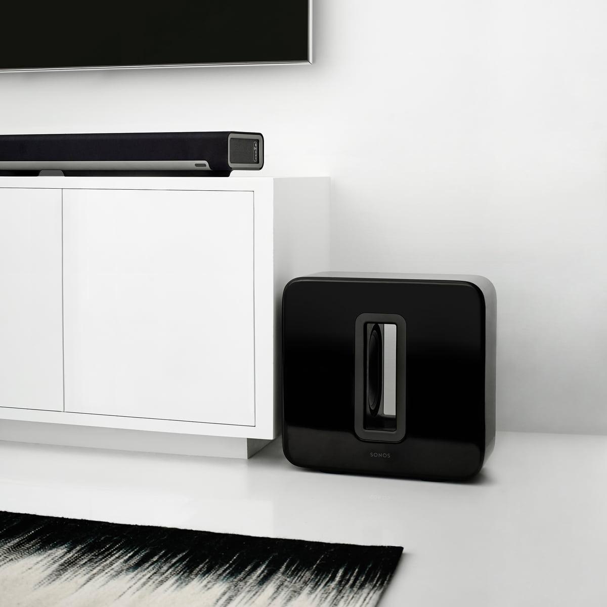 sub von sonos online kaufen connox shop. Black Bedroom Furniture Sets. Home Design Ideas