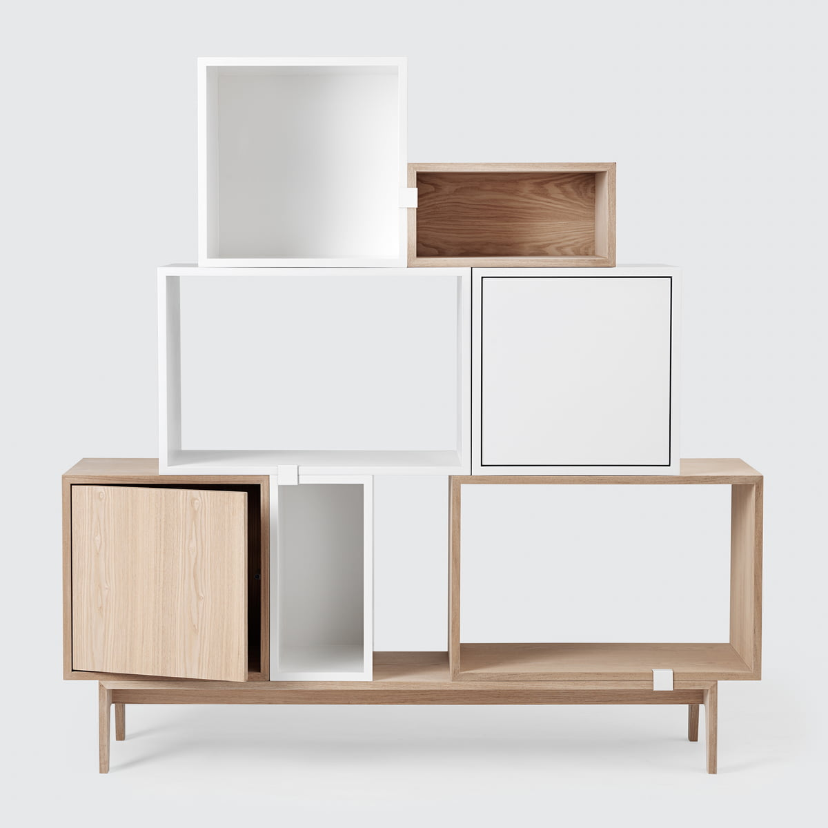 stacked 2.0 tür-modul | muuto | connox