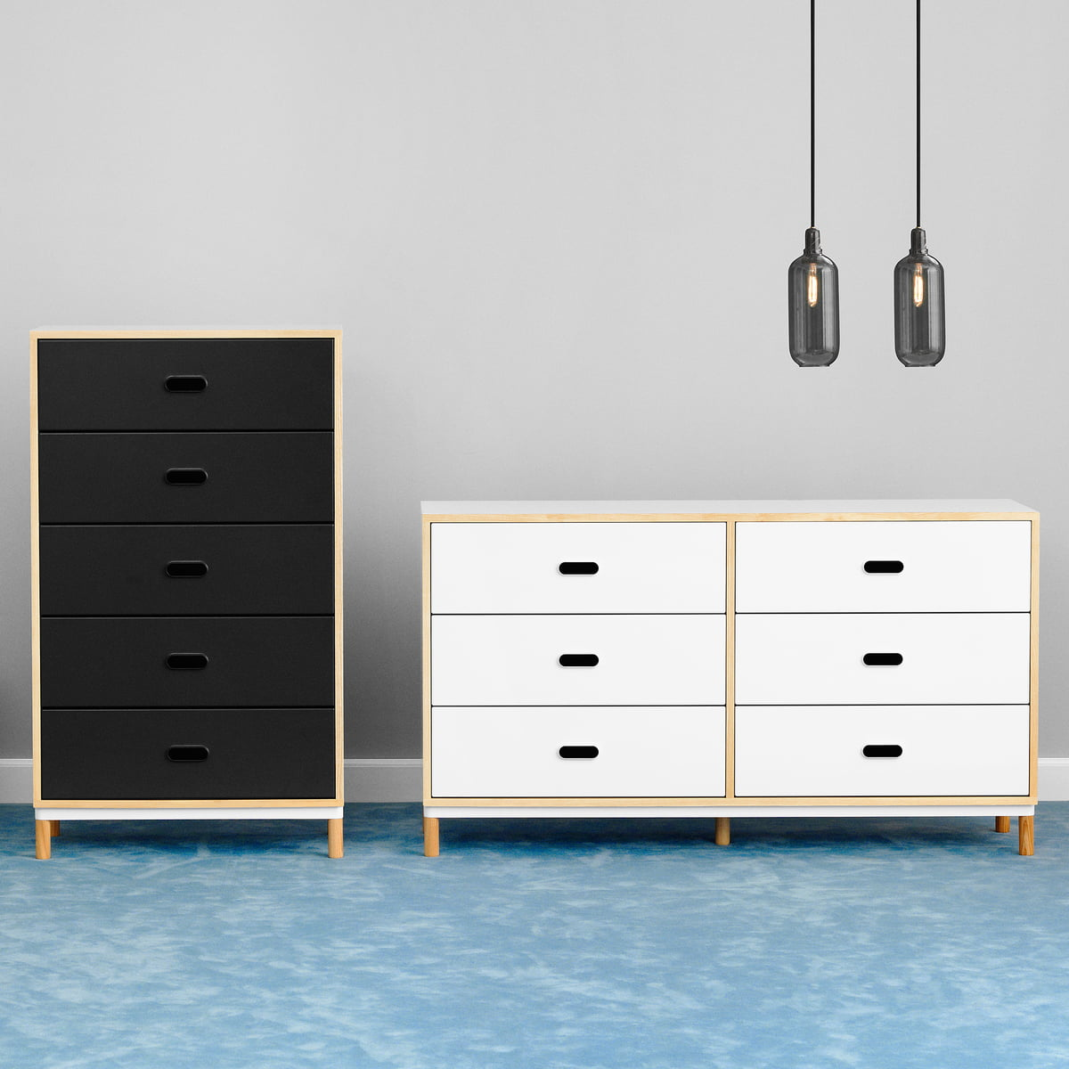 kabino kommode von normann copenhagen online. Black Bedroom Furniture Sets. Home Design Ideas