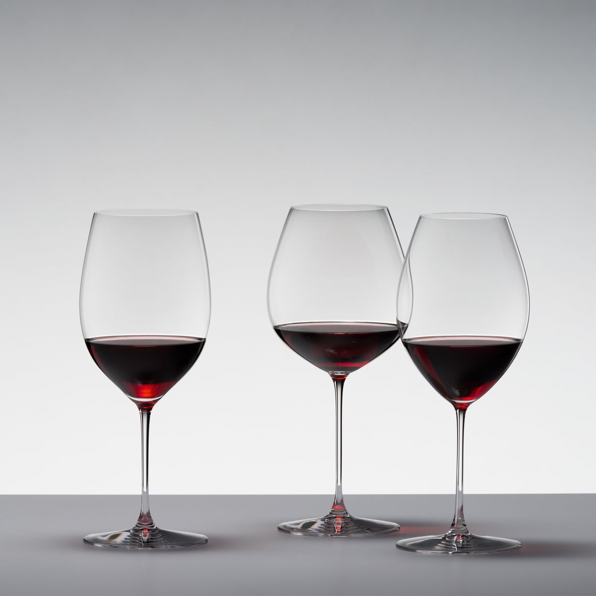 veritas alte welt pinot noir glas 2er set von riedel. Black Bedroom Furniture Sets. Home Design Ideas