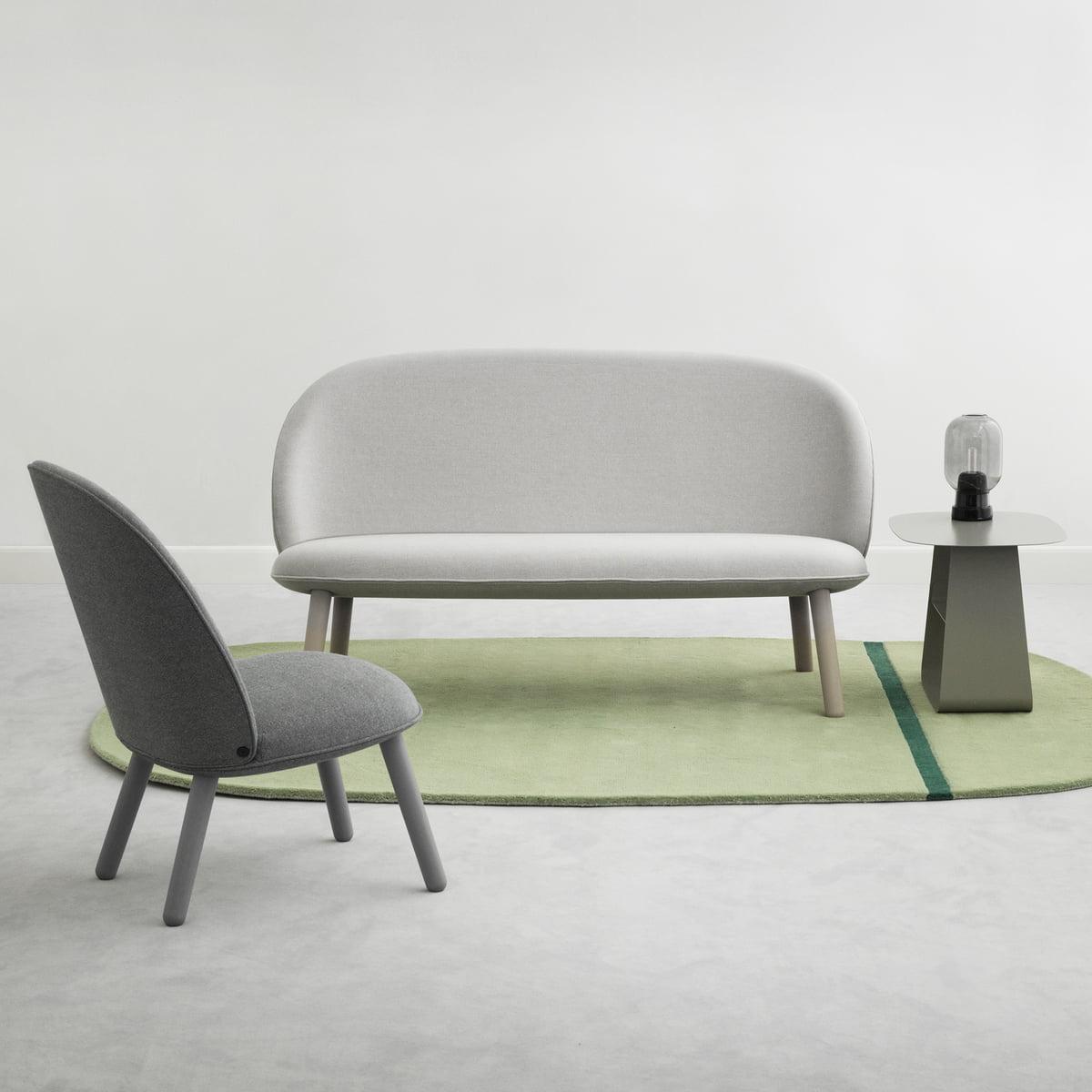 ace sofa nist und lounge chair nist von normann copenhagen - Einfache Dekoration Und Mobel Kuchenutensilien Mit Schickem Design