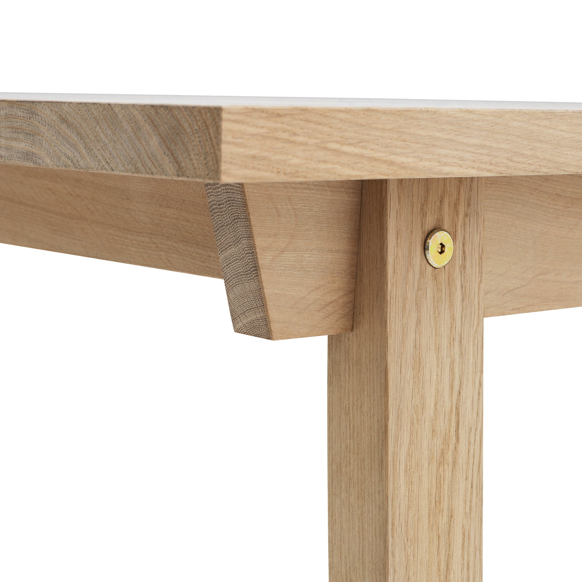 Slice Table Wood | Normann Copenhagen