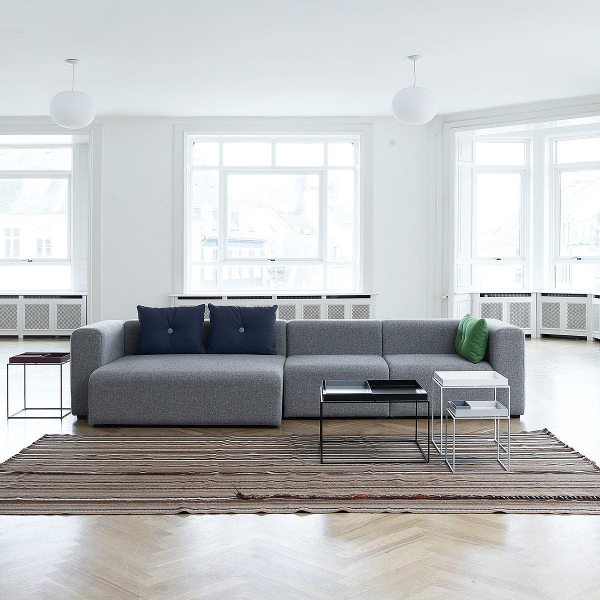 mags sofa module wide von hay. Black Bedroom Furniture Sets. Home Design Ideas
