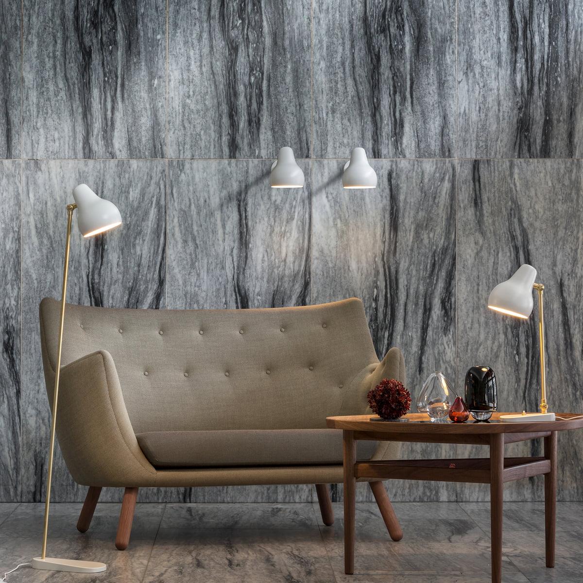vl38 led stehleuchte von louis poulsen connox. Black Bedroom Furniture Sets. Home Design Ideas