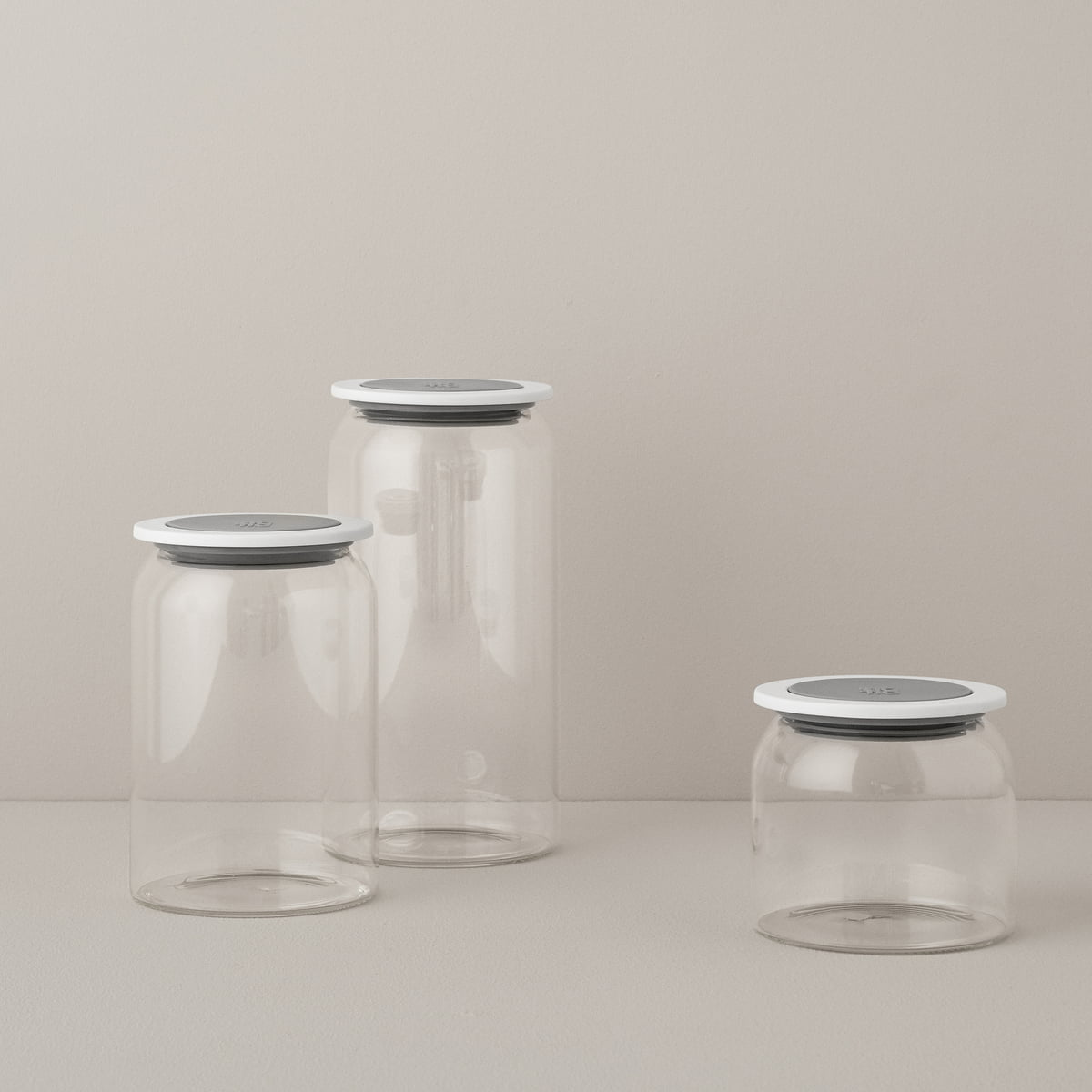 goodies aufbewahrungsglas von rig tig by stelton. Black Bedroom Furniture Sets. Home Design Ideas