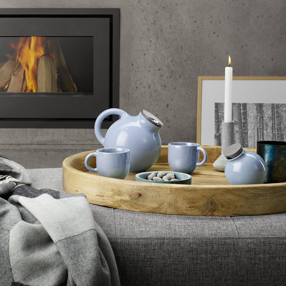 globe zuckerdose von eva solo im shop kaufen. Black Bedroom Furniture Sets. Home Design Ideas