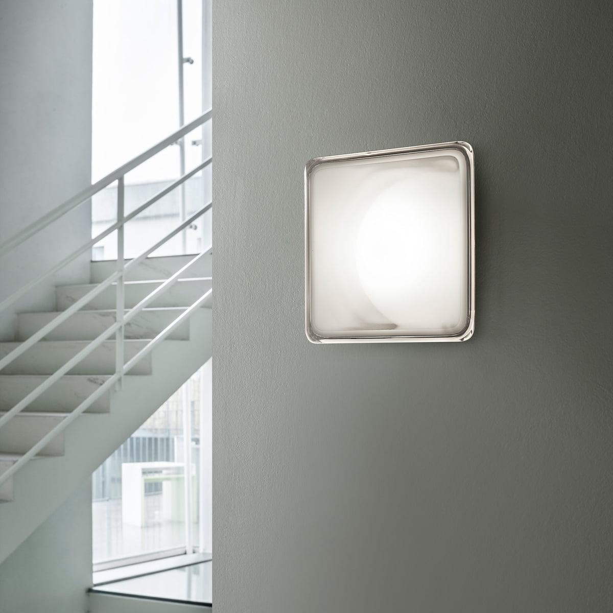 Wandleuchte Treppenhaus illusion wandleuchte luceplan im shop
