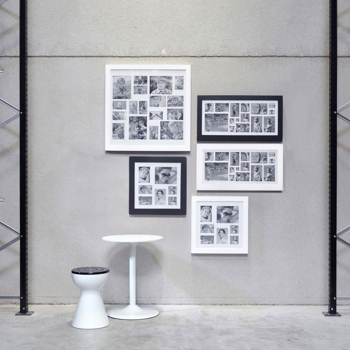 Multi Fotorahmen von XLBoom im Shop kaufen