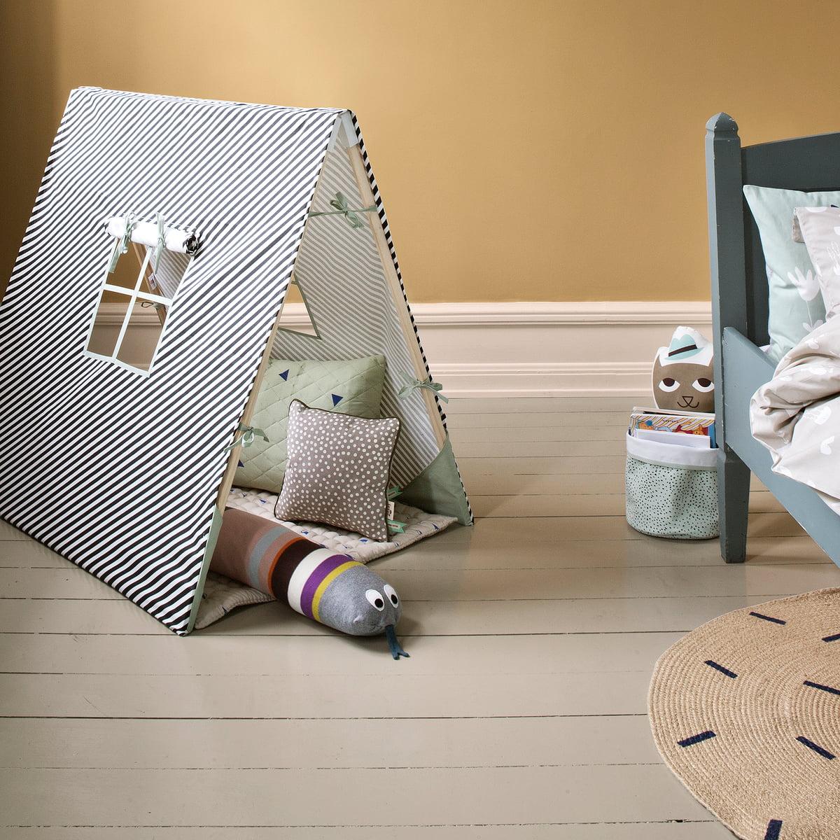 spielzelt dot von ferm living connox. Black Bedroom Furniture Sets. Home Design Ideas