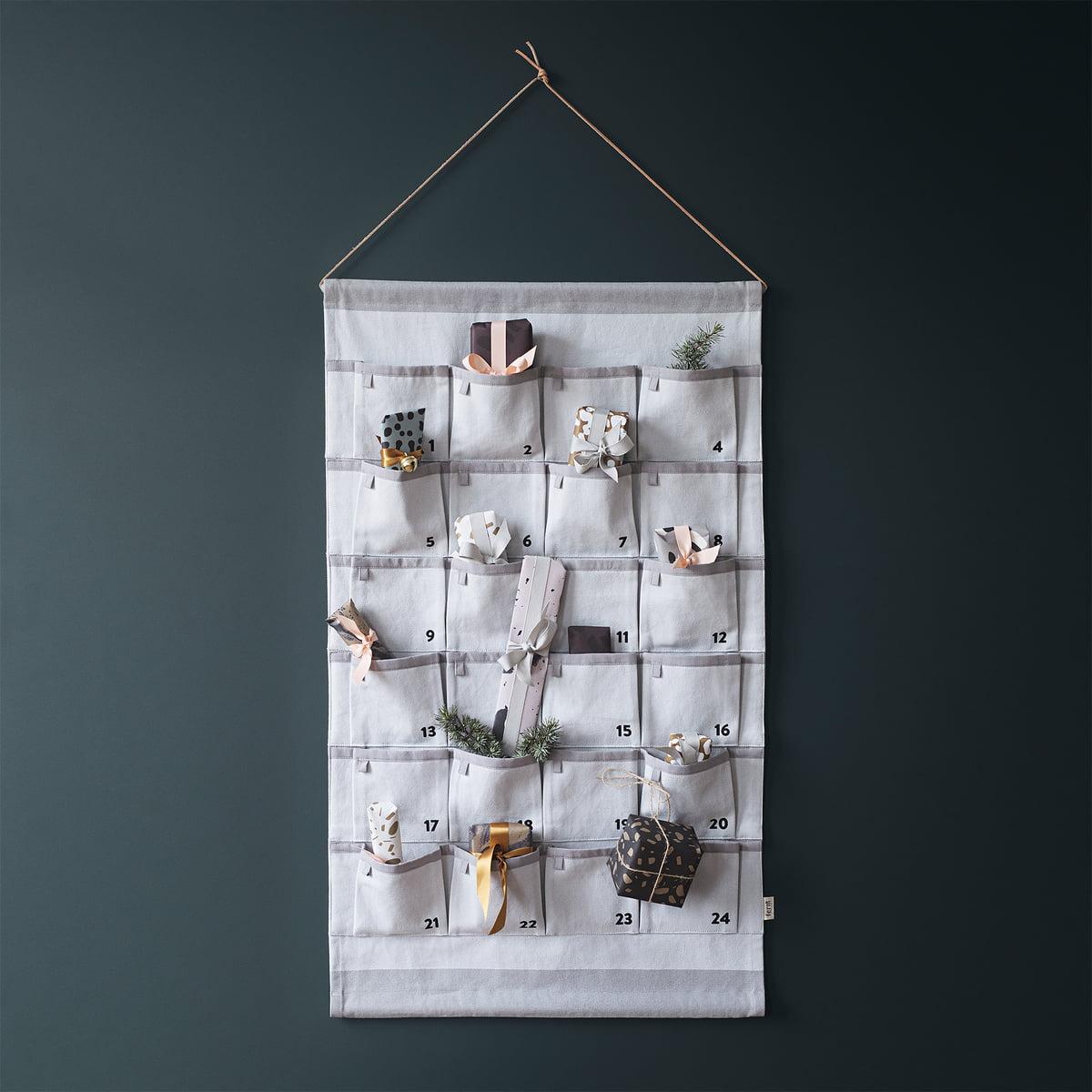adventskalender von ferm living online kaufen. Black Bedroom Furniture Sets. Home Design Ideas