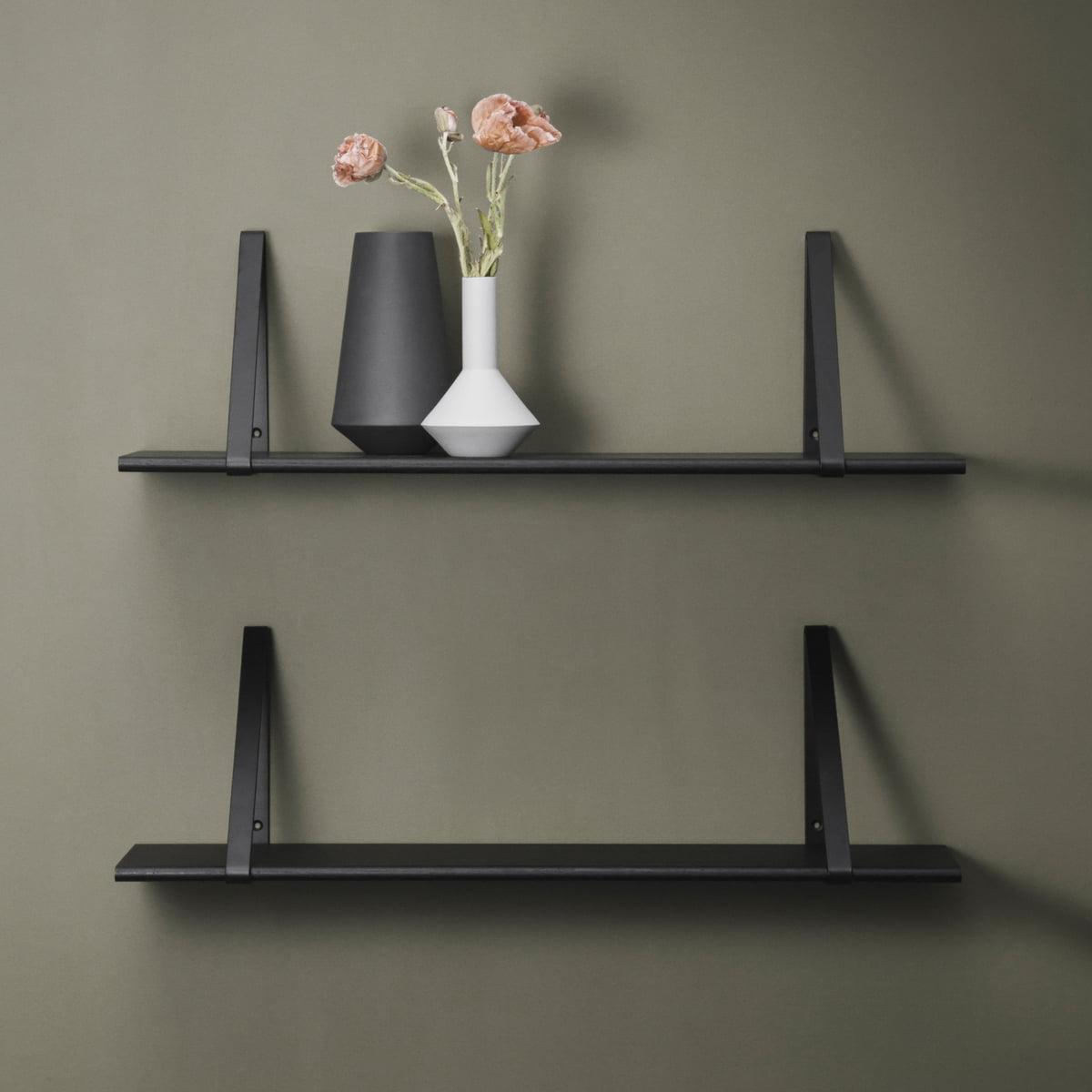 shelf hangers regalsystem von ferm living connox. Black Bedroom Furniture Sets. Home Design Ideas