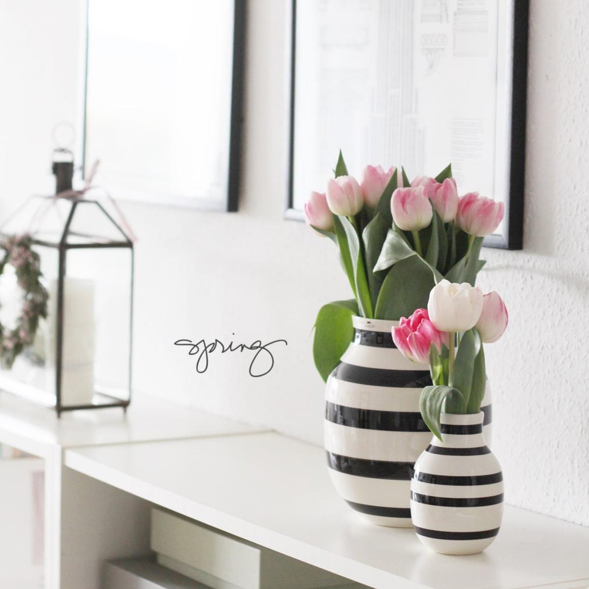 Omaggio vase h 12 5 cm von k hler design connox for Home design und deko