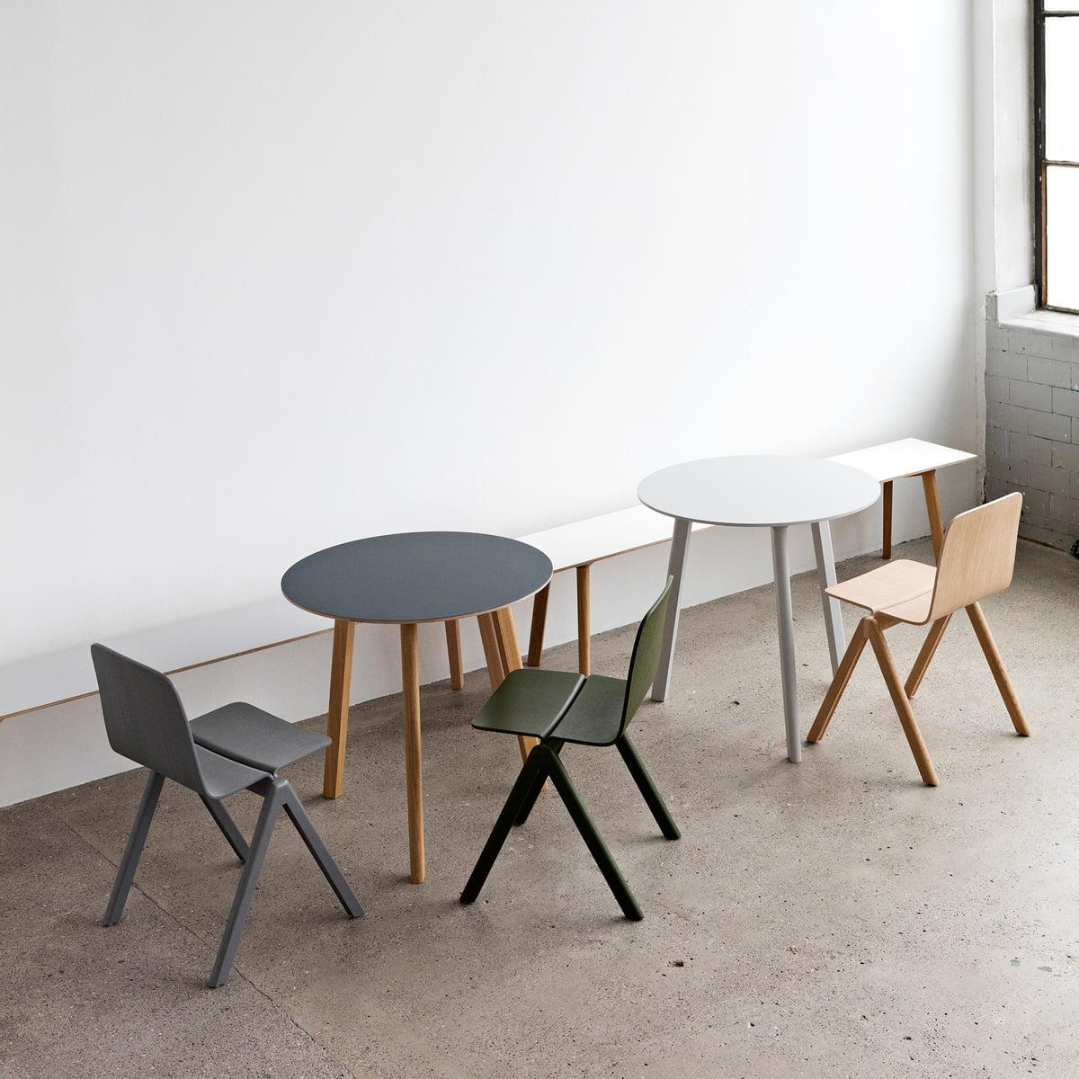 copenhague cph deux 220 tisch von hay im shop. Black Bedroom Furniture Sets. Home Design Ideas