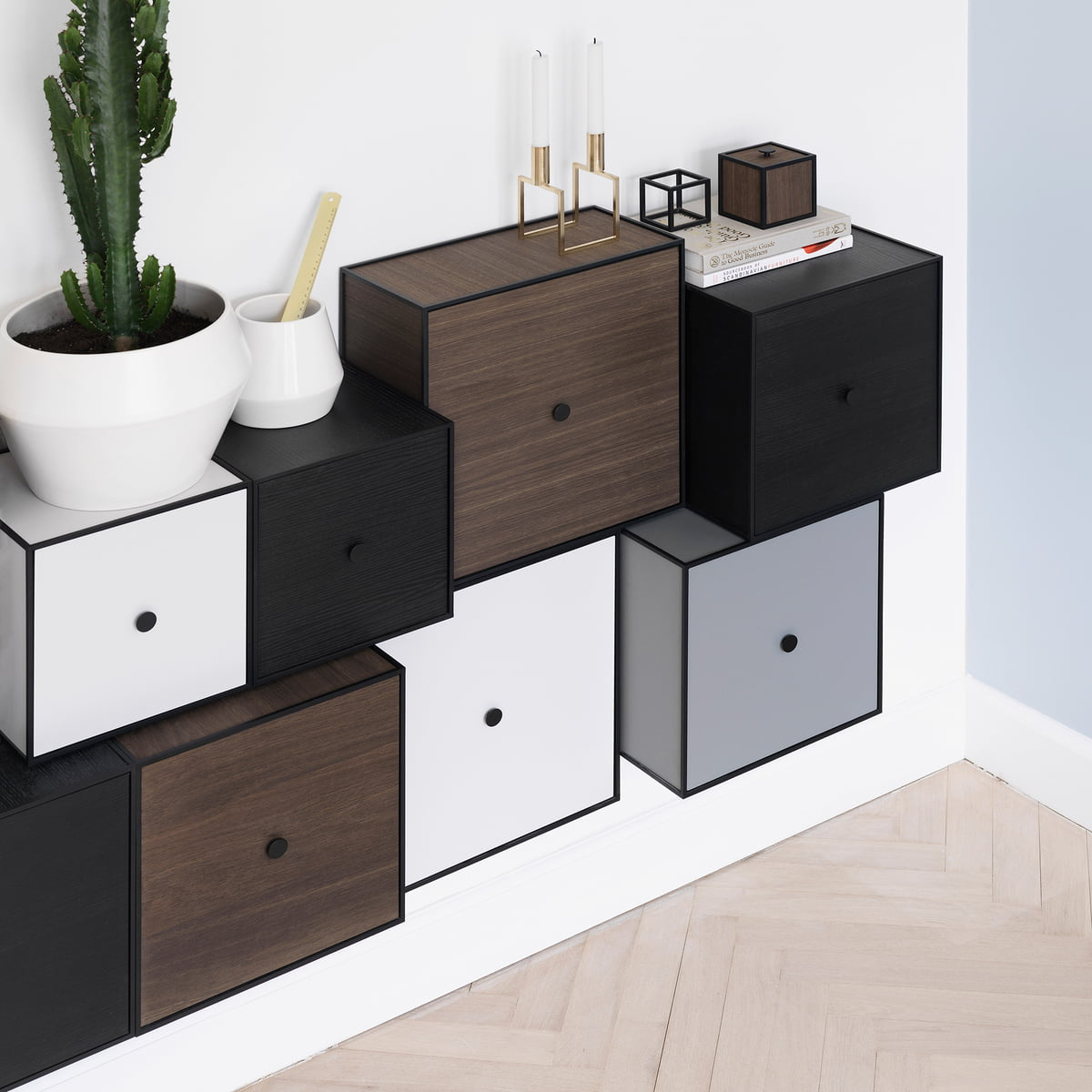 frame regalmodul 35 von by lassen connox. Black Bedroom Furniture Sets. Home Design Ideas