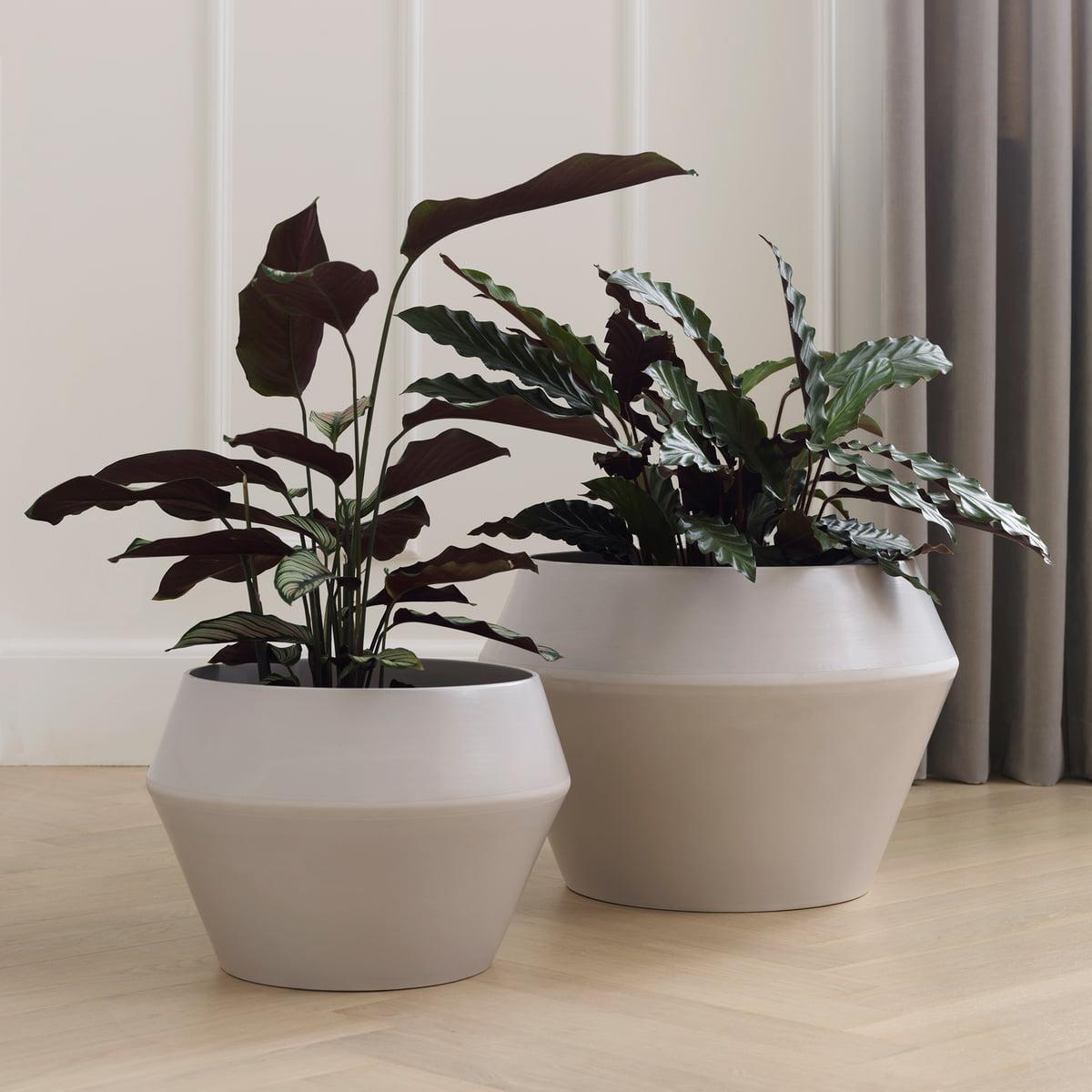 rimm blumentopf medium von by lassen im shop. Black Bedroom Furniture Sets. Home Design Ideas