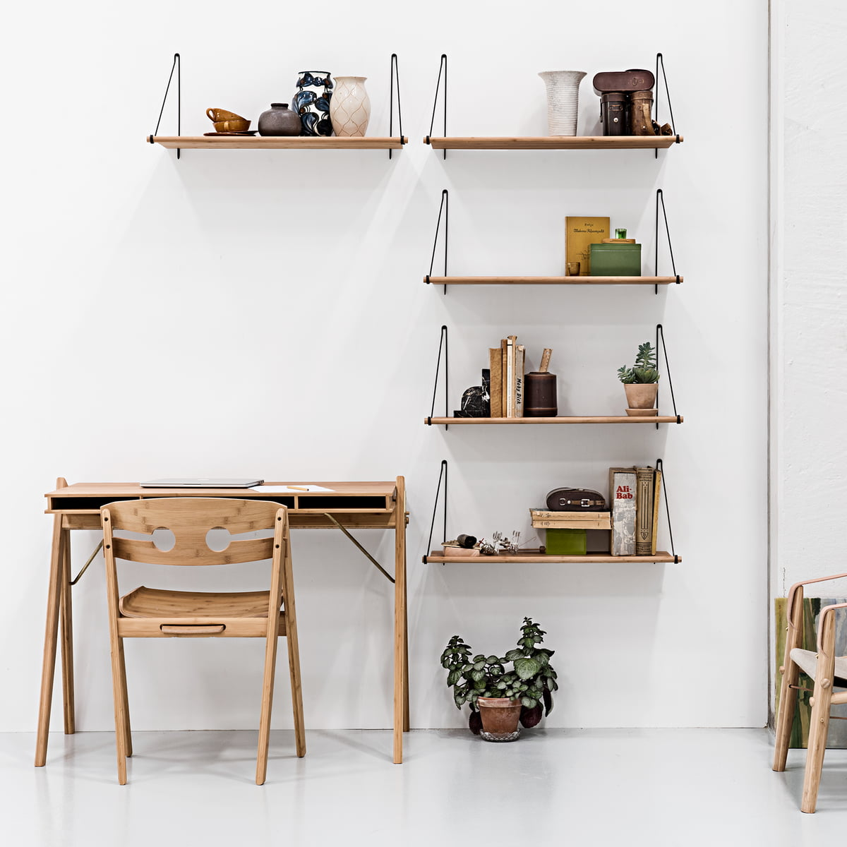 Field desk von we do wood im wohndesign shop for Wohndesign shop