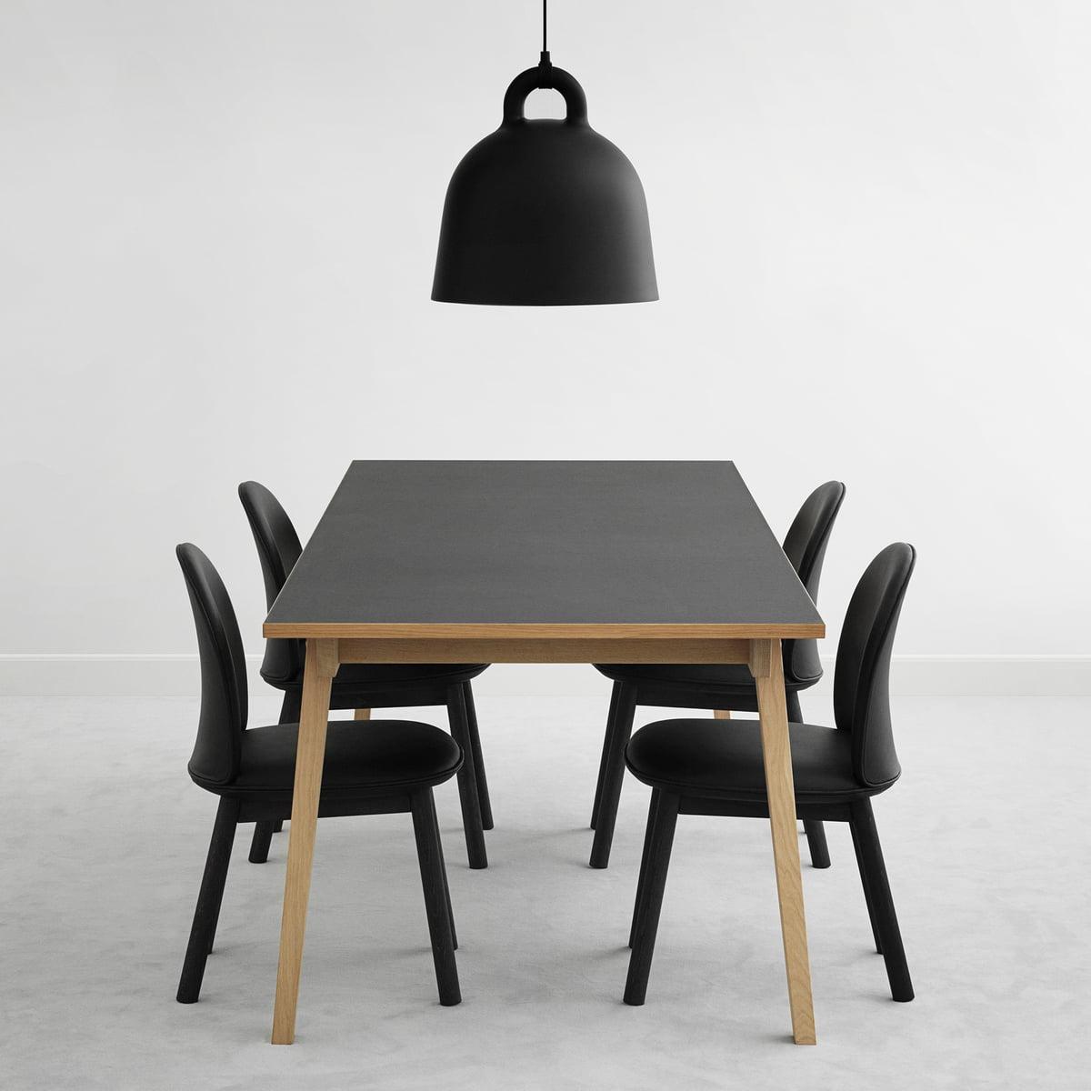 slice tisch von normann copenhagen kaufen. Black Bedroom Furniture Sets. Home Design Ideas