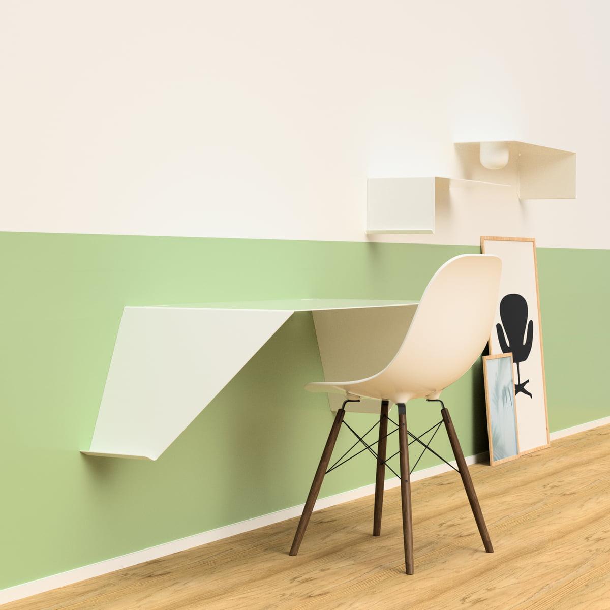 desk01 von nichba design connox shop. Black Bedroom Furniture Sets. Home Design Ideas