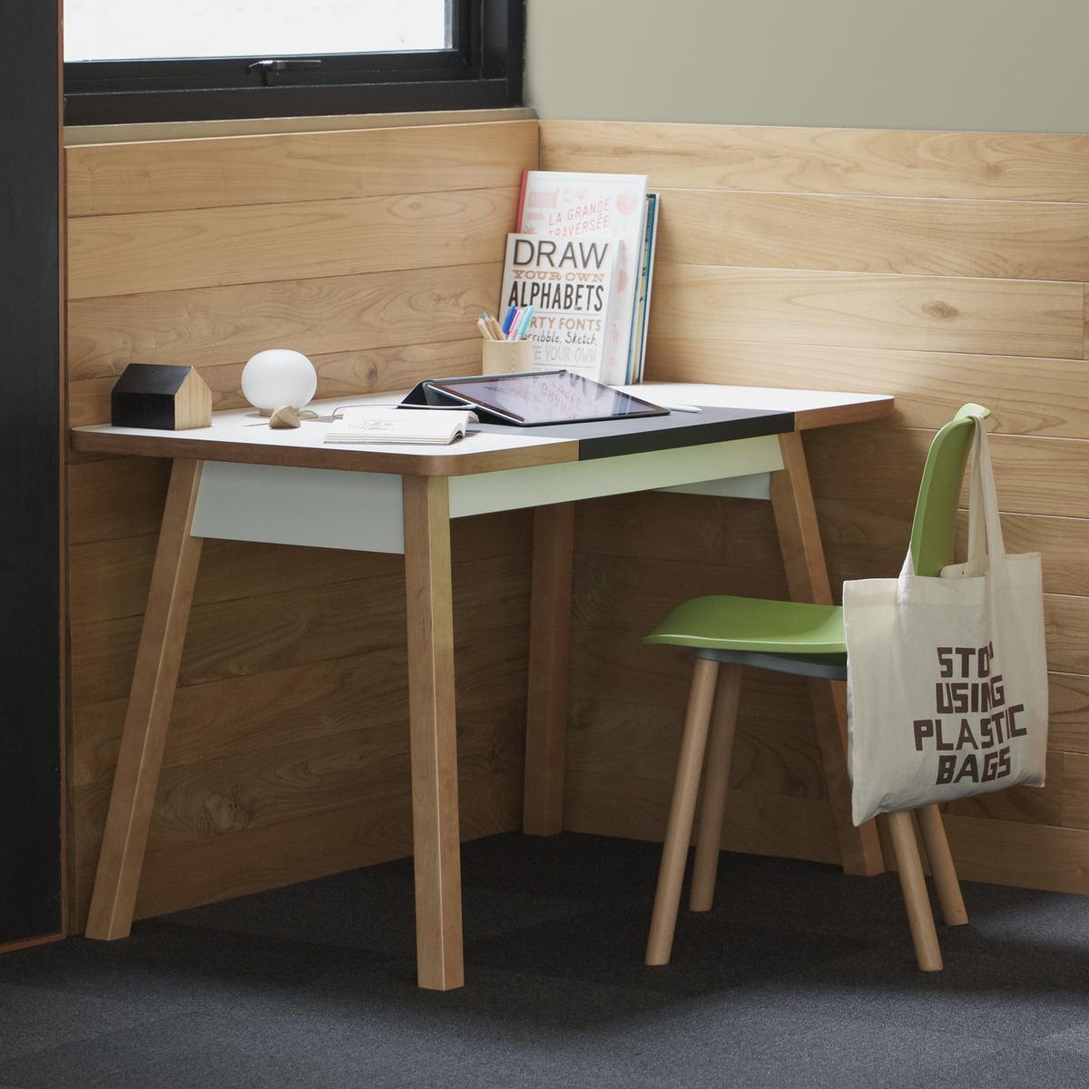 studiodesk schreibtisch bluelounge shop. Black Bedroom Furniture Sets. Home Design Ideas
