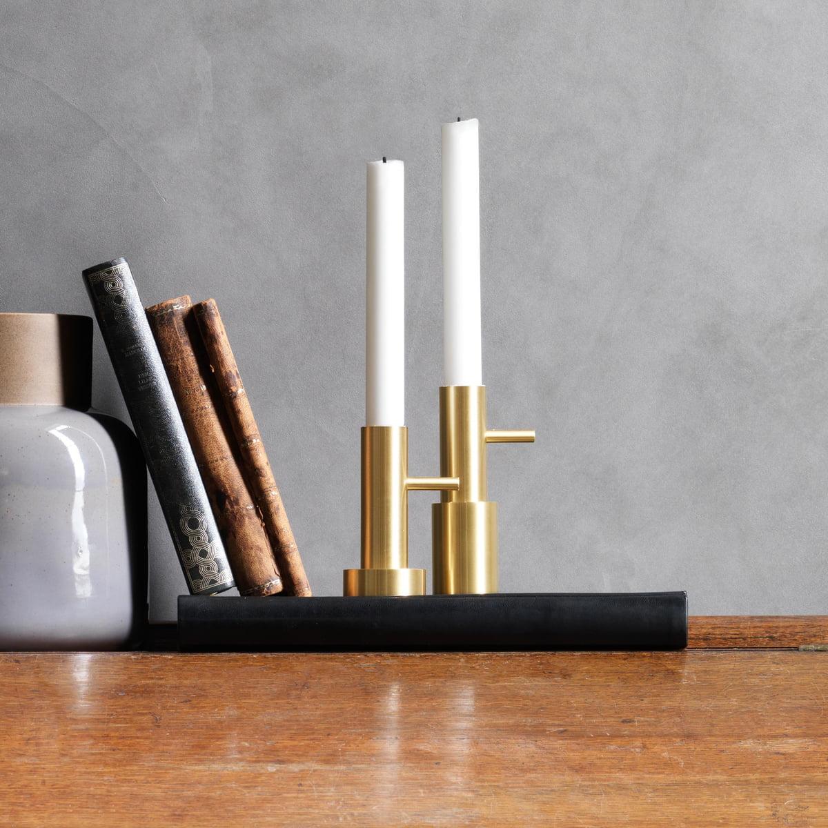 kerzenst nder fritz hansen objects connox. Black Bedroom Furniture Sets. Home Design Ideas