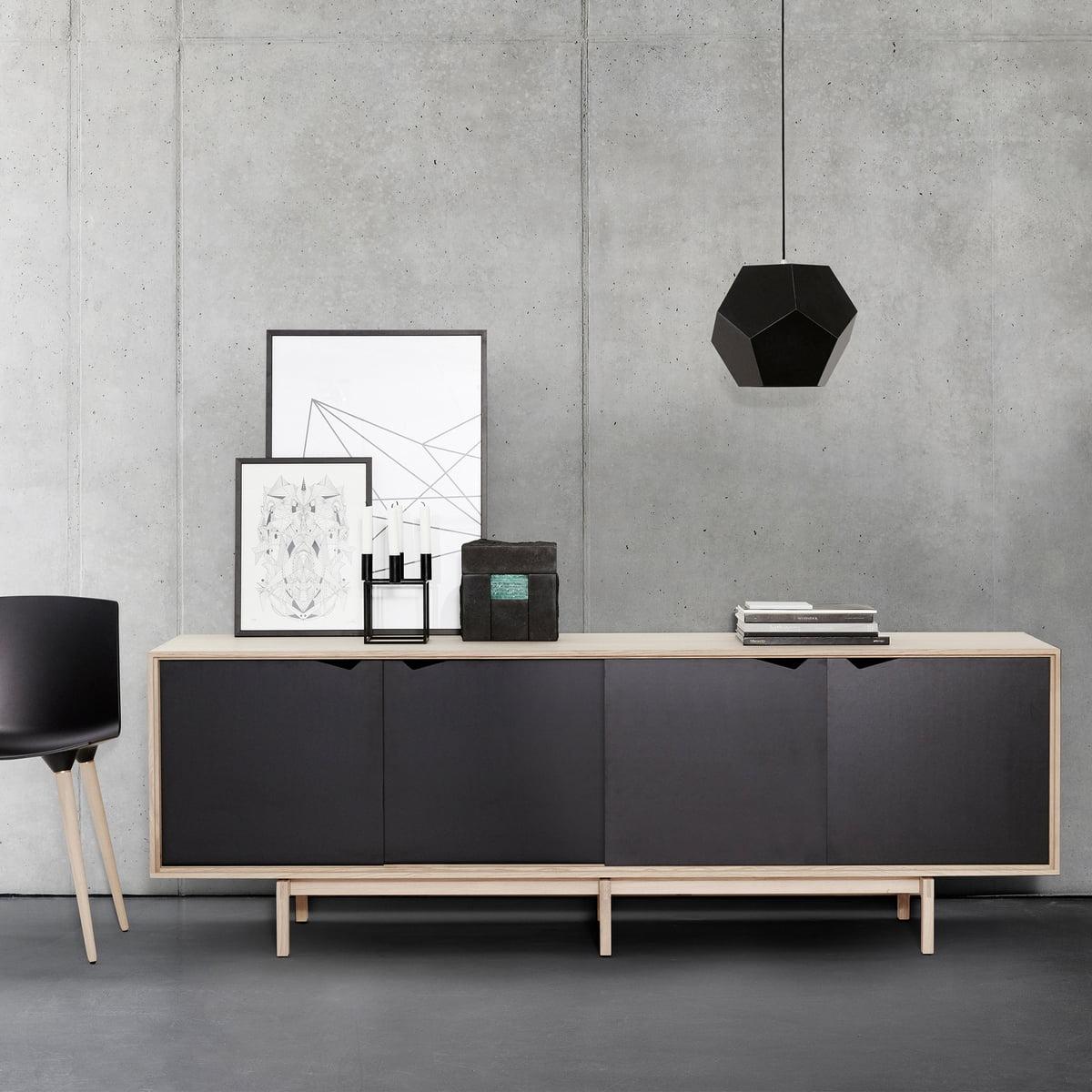S1 Sideboard Einfarbig Von Andersen Furniture