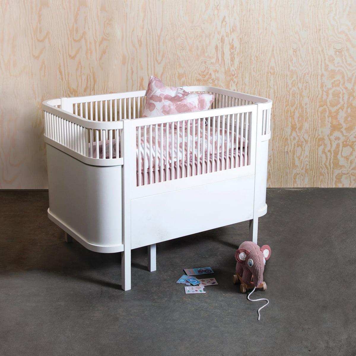 Das Sebra Bett Baby Junior Connox Shop