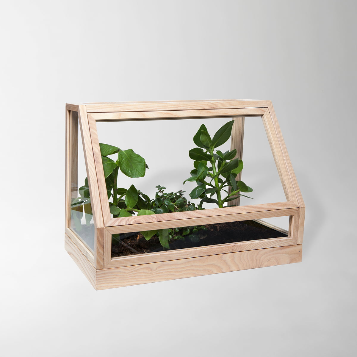 Christbaumkugeln Mini.Design House Stockholm Greenhouse Mini Dunkelgrau