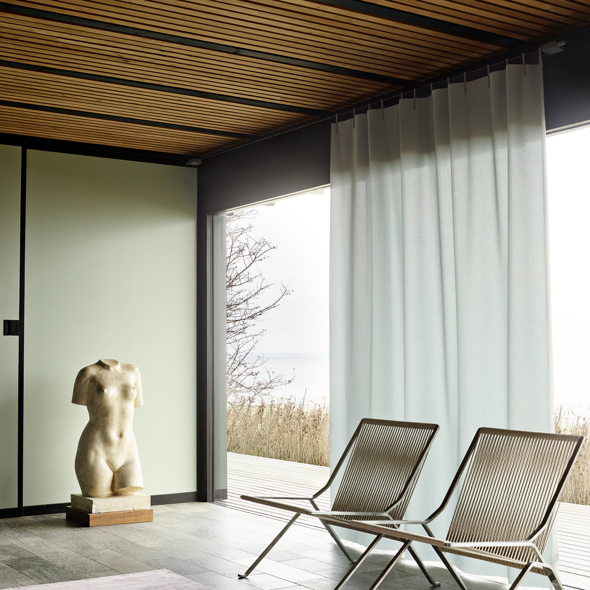 Ready Made Curtain 200 x 290 cm von Kvadrat