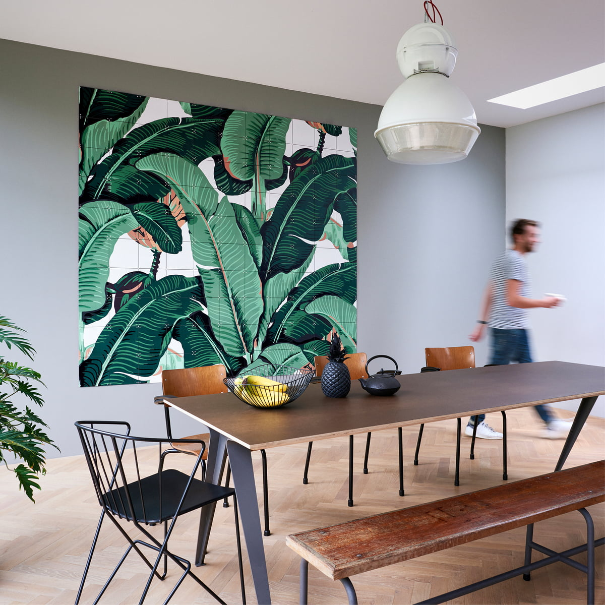 Banana Leaf Aus Der Grafik Kollektion Von IXXI